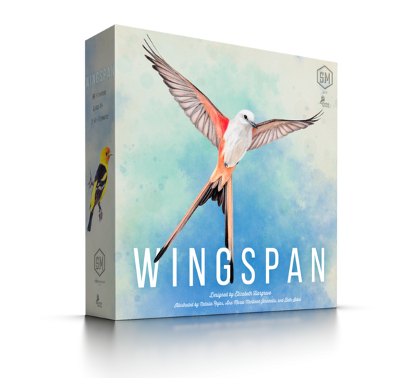 Wingspan - Stonemaier Games - Rare Roleplay