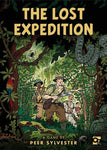 Lost Expedition - Osprey Games - Rare Roleplay
