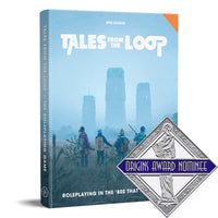 Tales from the Loop - Core Book - Modiphius - Rare Roleplay