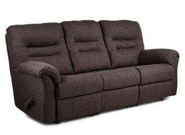 Elran - Sofa 3 places inclinable Madeleine - Salon
