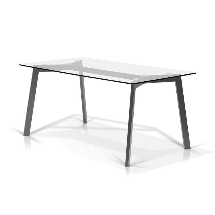 Table rectangulaire Bates