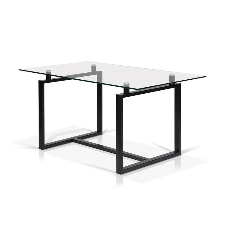 Table rectangulaire Acker