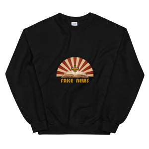 Fake News Bible Sweatshirt - Chodmunch