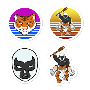 Mixed Selection Quality Vinyl Stickers - Chodmunch