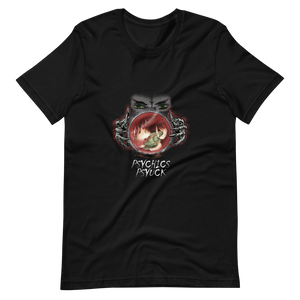 Psychics Psyuck T-Shirt - Chodmunch