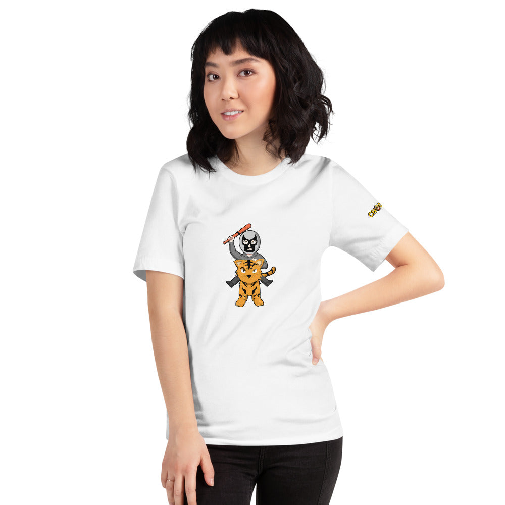 Chodmunch Chibi T-Shirt with Logo - Chodmunch