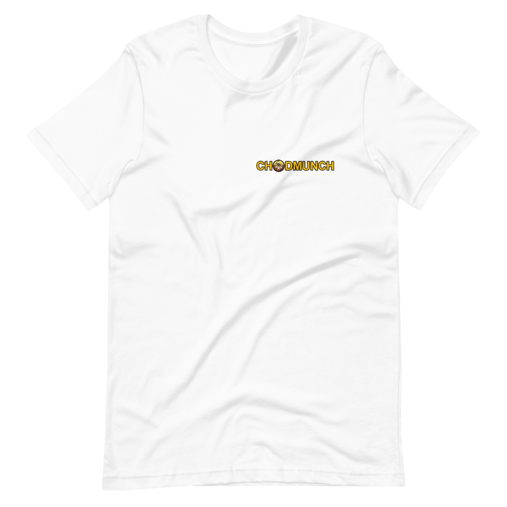 Chodmunch Text Logo T-Shirt - Chodmunch