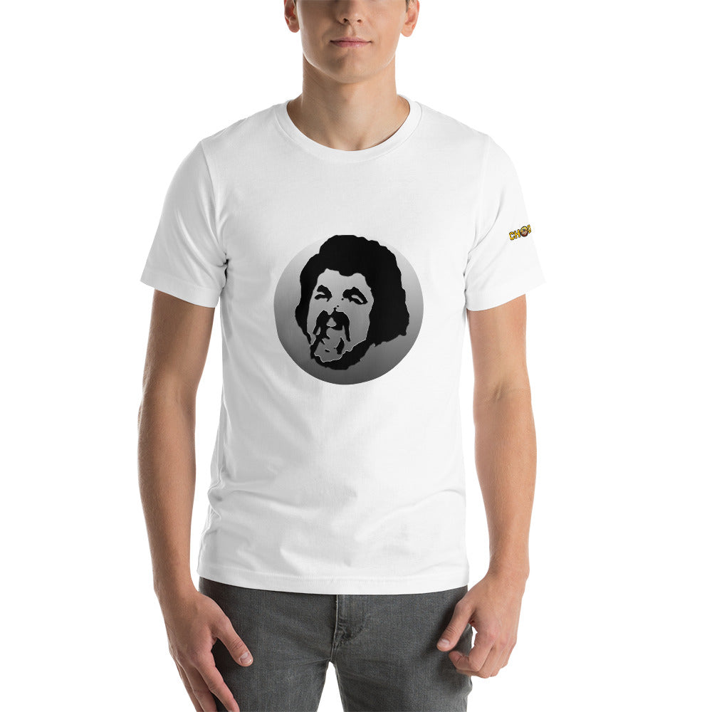 Bad Acting T-Shirt with Side Logo - Chodmunch