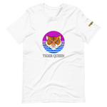 Tiger Queen T-Shirt with Logo - Chodmunch