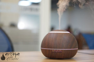 Diffuser Ball - www.diffuser.at