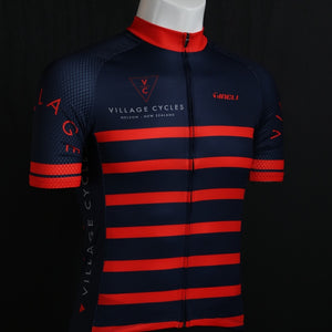 VC SS Jersey Red Stripe