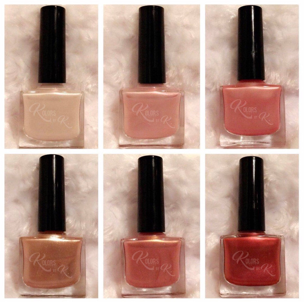 The Make Me Blush Collection