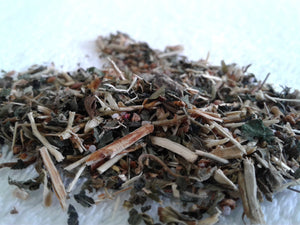 loose leaf organic herbal sleepy tea
