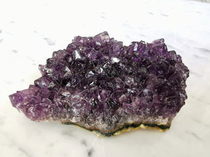 Large Raw Amethyst Cluster