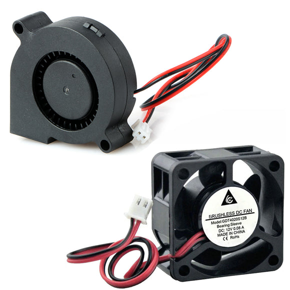 Heat Sink & Mini Fan
