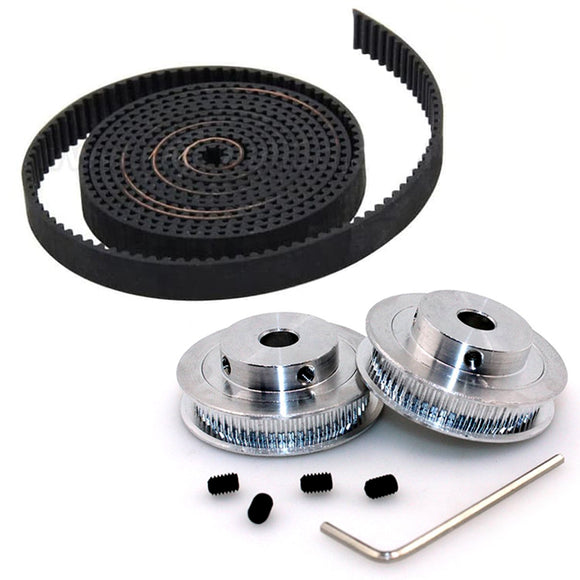 Timing Belt and Pulley