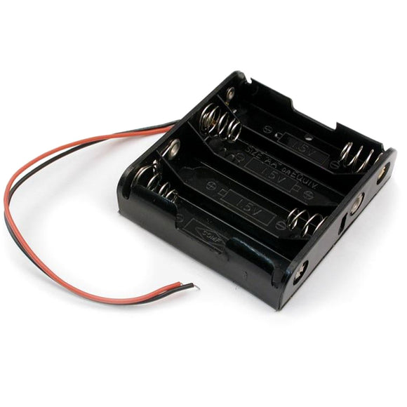 AA Battery Holder for Dual Battery