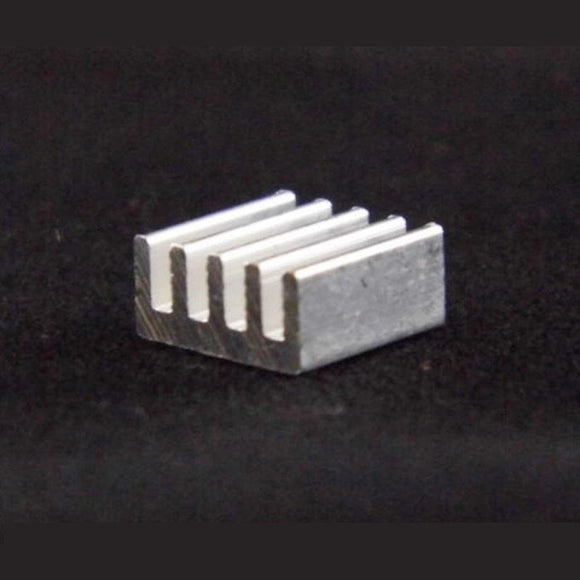 Buy Aluminium Heat Sink 14x14x5mm online from DIY-India.com