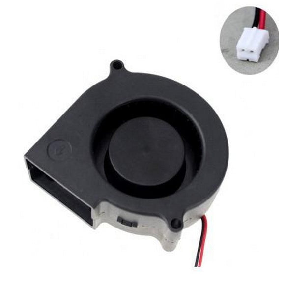 Buy 5015 Brushless DC 12V Mini Blower Fan (50x50x15) online from DIY-India.com