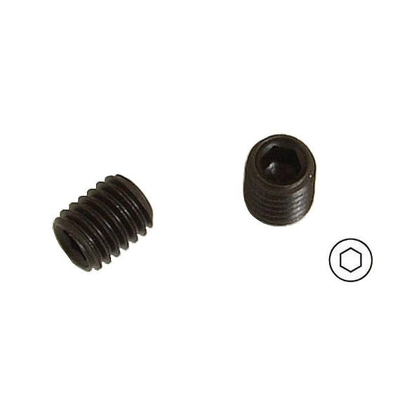 Buy M4 x 20MM MS Set Screw Grub Screw online from DIY-India.com
