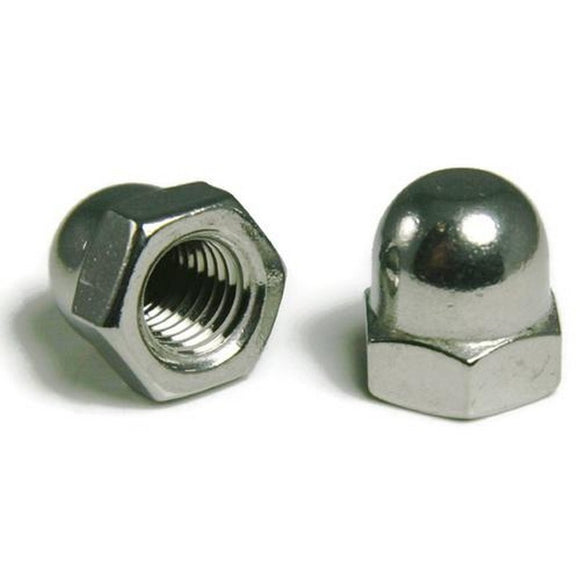 Buy M5 Dome Nut online from DIY-India.com