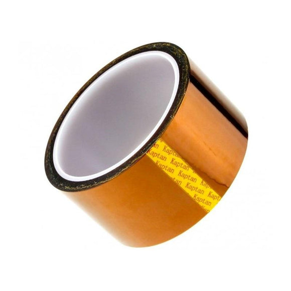 Buy 12mm Kapton Tape / Polyimide High Temperature Tape online from DIY-India.com