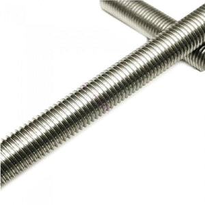 Buy M8 Threaded Rod 850mm Length online from DIY-India.com
