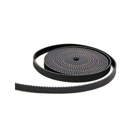 Buy Neoprene Rubber GT2 Timing Belt 6mm width online from DIY-India.com