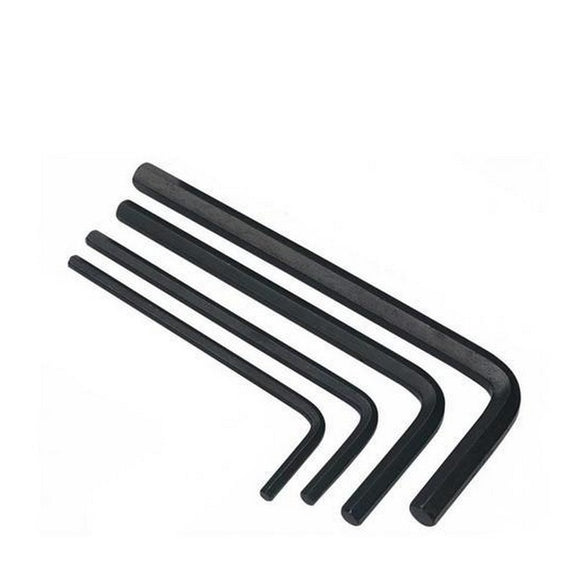 Buy Allen Key Hex Key (Full set, 1.5, 2, 2.5, 3, 4, 5, 6, 8, 10) online from DIY-India.com
