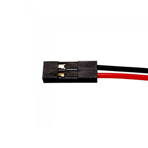 Buy 2 Pin Flat Connector 1Meter Wire online from DIY-India.com