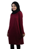 EM1200 Long Dress 165gsm