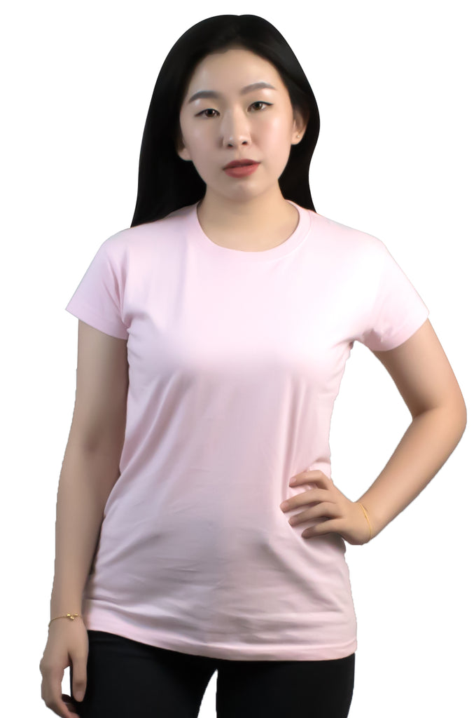 EM700 Distinct Ladie Cap Sleeve Tee