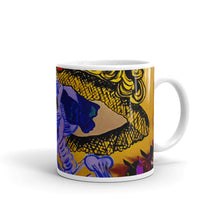 Load image into Gallery viewer, Hombre Skeleton Coffee Mug Drink