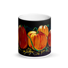 Load image into Gallery viewer, Pumpkin Patch 11oz Matte  Coffee Mug