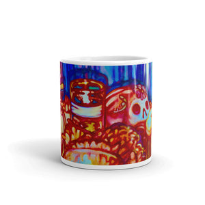 Halloween Party Time Coffee Mug