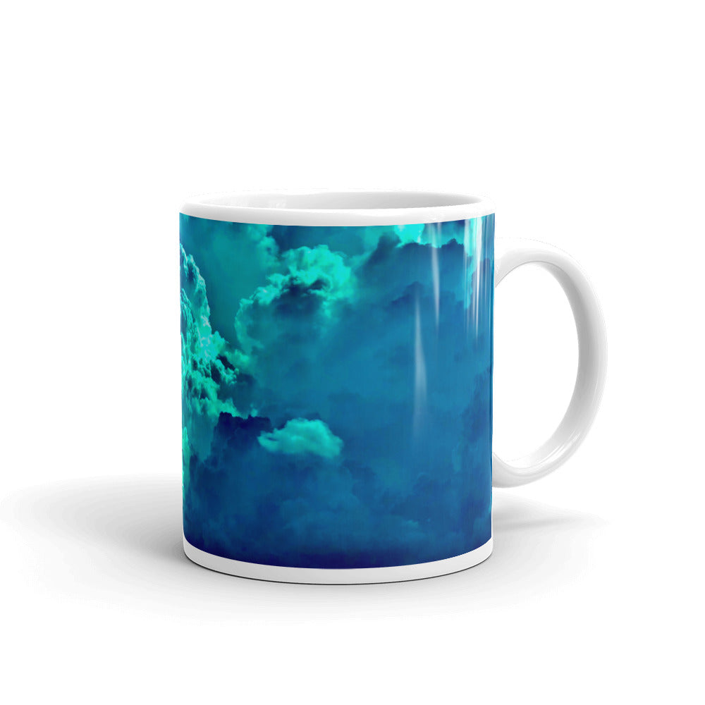 Boulder Clouds Coffee Mug