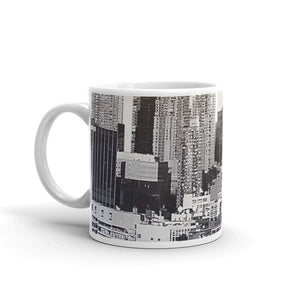 New York City Skyline 11oz Coffee Mug