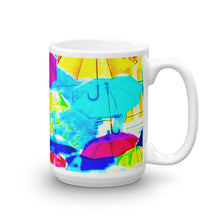Load image into Gallery viewer, Umbrella Upside Down Coffee Mug