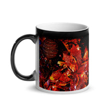 Load image into Gallery viewer, Christmas Tree Ornaments Glossy Magic 11oz Mug