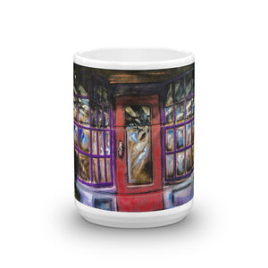 Harry's Magical Door 15oz Coffee Mug