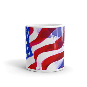 American Flag #1 Coffee Mug