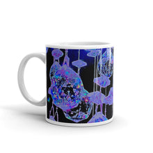 Load image into Gallery viewer, Purple Purple Crystals  Mug