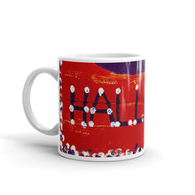 Load image into Gallery viewer, Red Halloween Banner  Coffee Mug