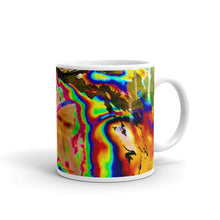 Load image into Gallery viewer, Multi Color Abstract Collage Mug