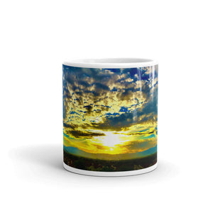 Sunset Mountain Vista 11oz Coffee Mug