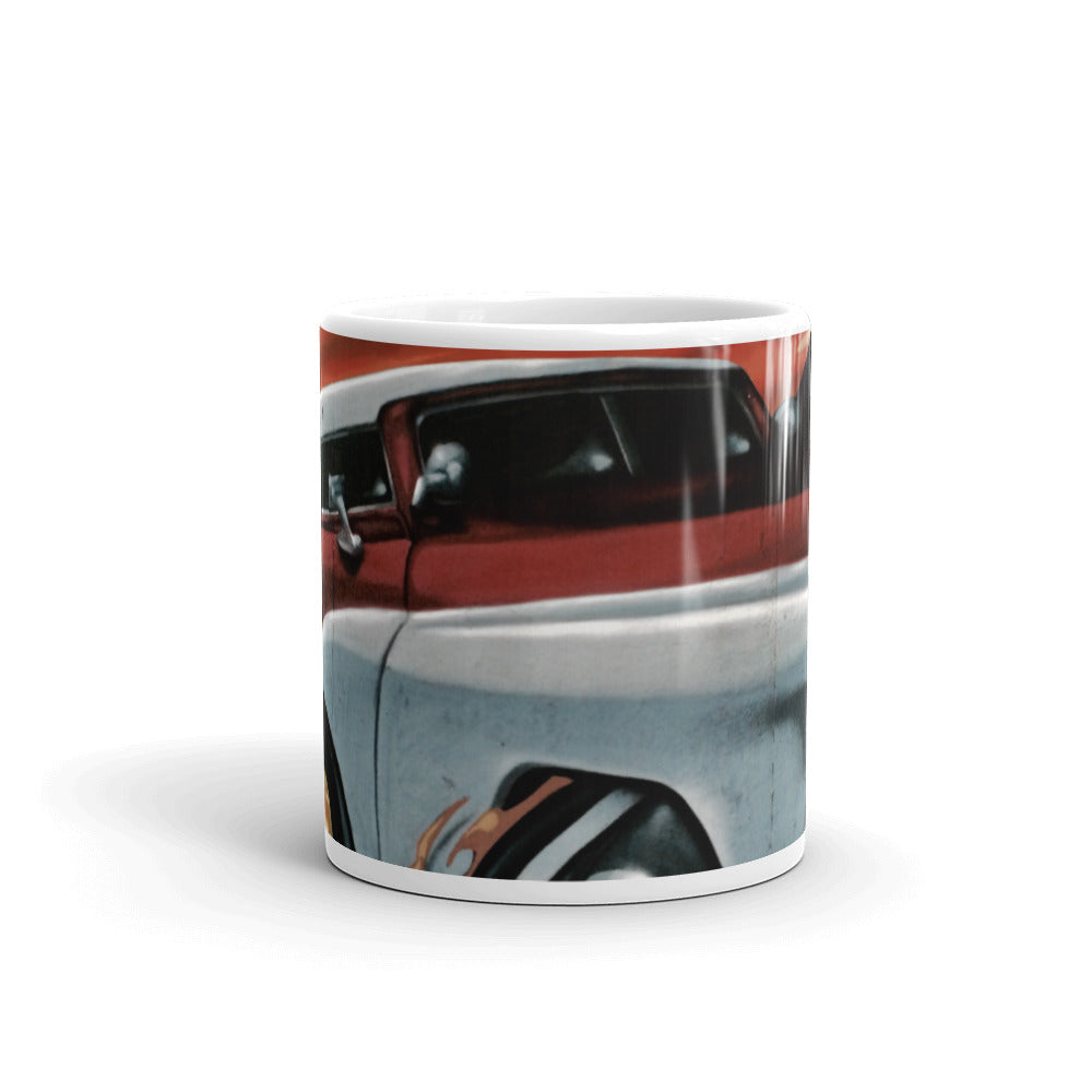 Classic Auto Back in the Day 11oz Coffee Mug