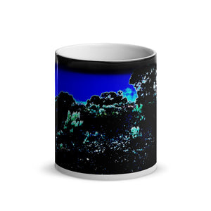 Kryptonite Glossy Magic 11oz Coffee Mug