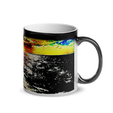 Load image into Gallery viewer, Banzai Beach Pipeline Glossy Magic 11oz Coffee Mug