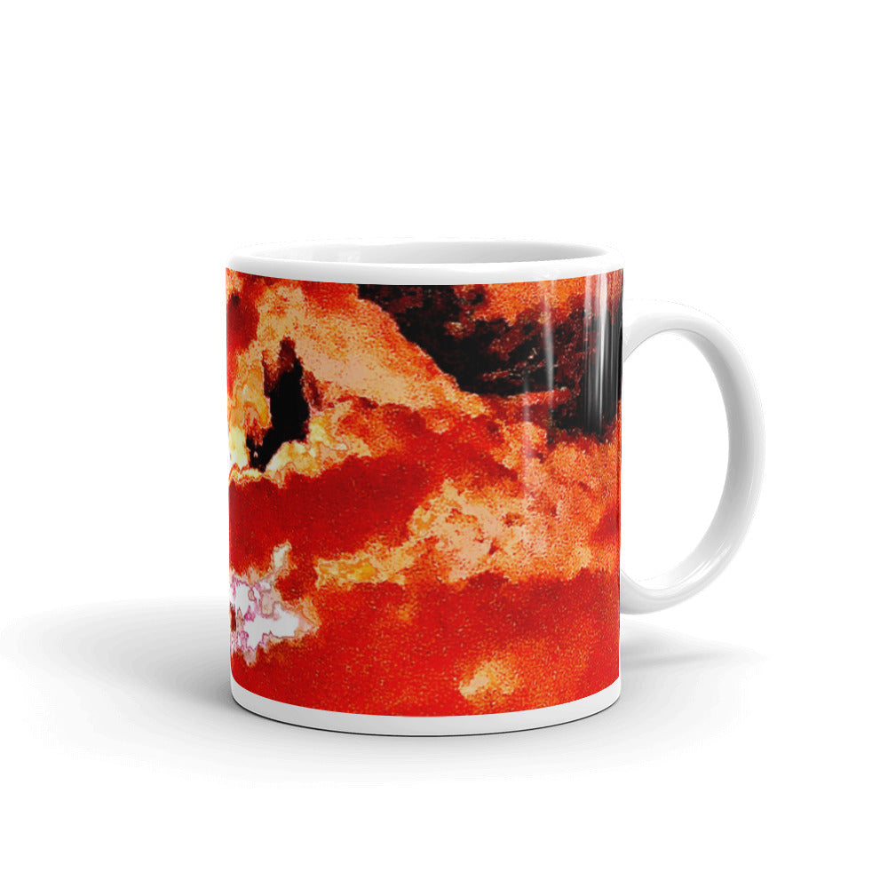 Spirit  In The Sky Coffee Mug