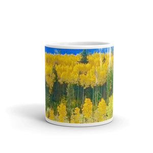 Vail Fall Colors Mug